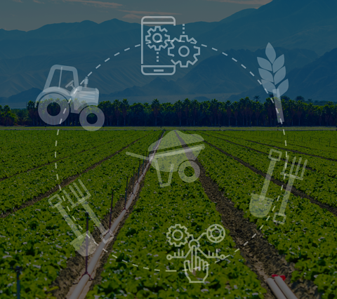 Cloud First Mobile & Modern Web farmer friendly application for real-time Irrigation and Soil Management