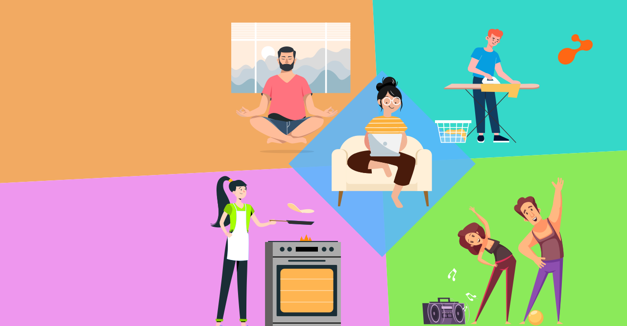 How to Look After Your Well-being – The Work from Home Guide