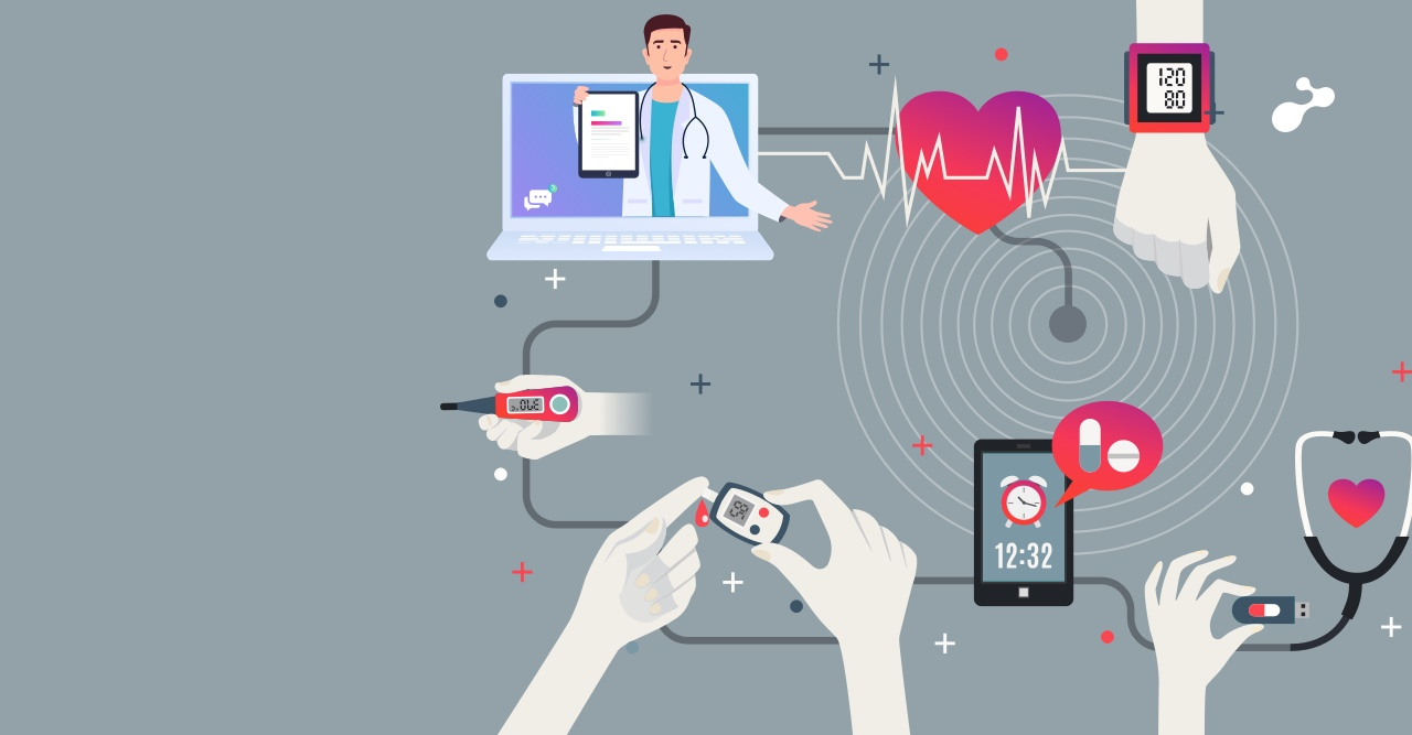4 ways Digital Transformation is enabling better Healthcare in a post-COVID-19 world