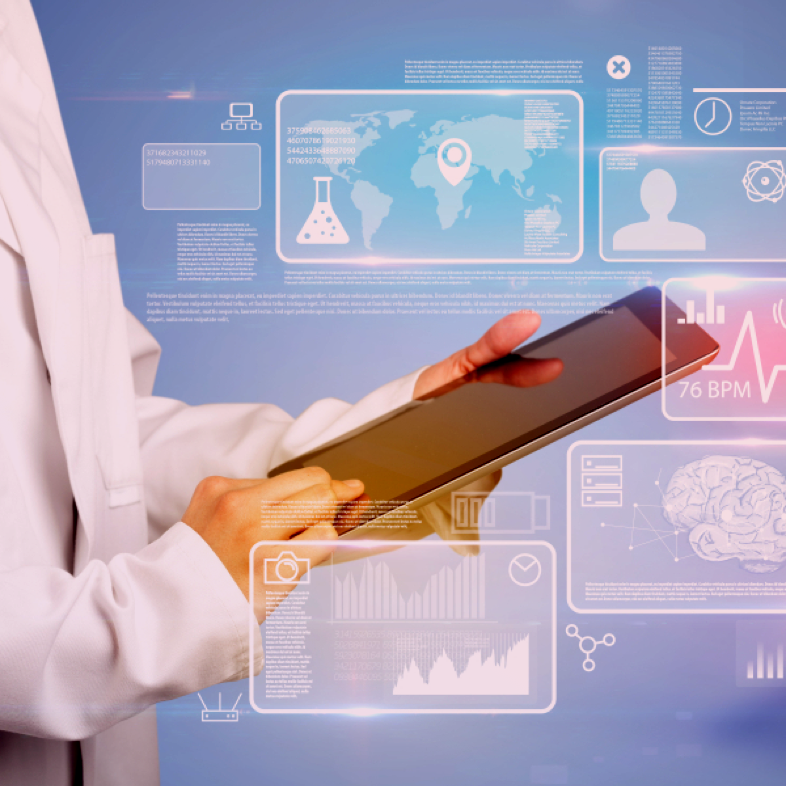 Digitally Empowering the Healthcare Ecosystem