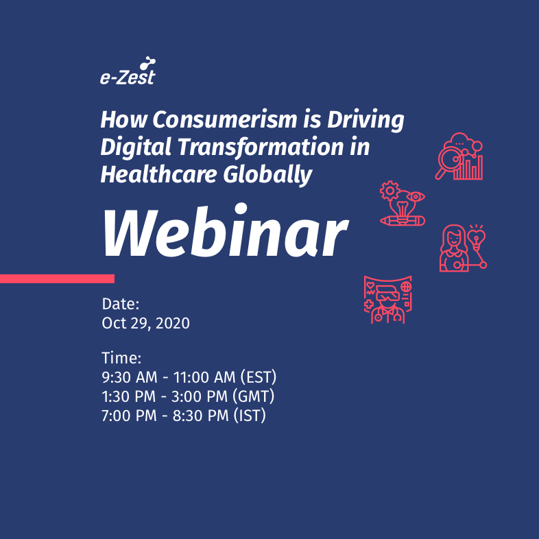 How Consumerism is Driving Digital Transformation in Healthcare